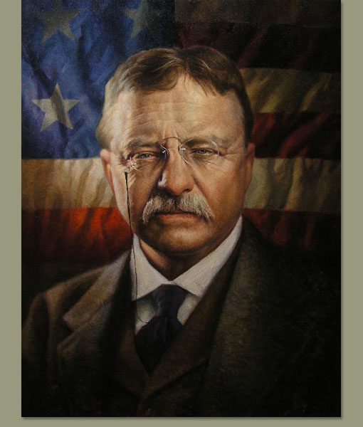 Theodore Roosevelt by Michael J Deas Theodore Roosevelt Grant