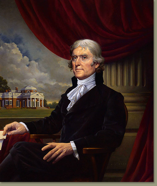 should thomas jefferson be shunned essay His model was the latin poet horace who shunned the sewers of rome to live on his modest sabine farm, where he worked in the soil by day and at night drank a couple of glasses of good-enough wine with his virtuous spouse before the fireplace in their modest cottage you can see jefferson as a.